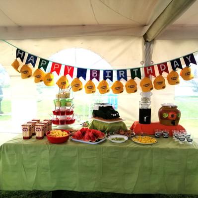 Un cumpleaños eco friendly