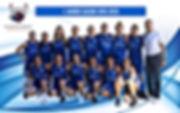 BG Darmstad Roßdorf Damen 1 - Saison 2019