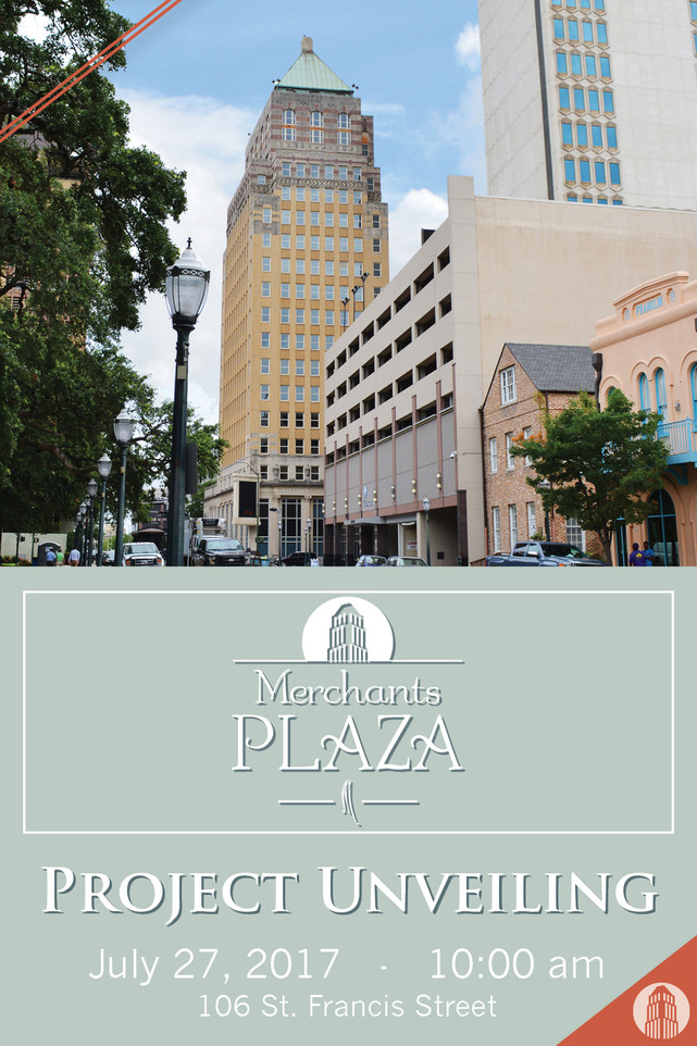 Merchants Plaza Unveiling Announced