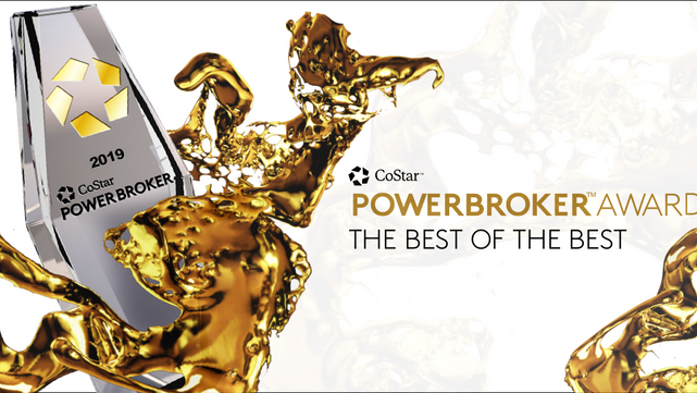 NAI Mobile Wins Costar Power Broker Awards!
