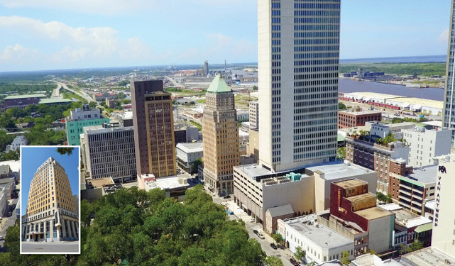 Downtown Living in Mobile Heating Up!