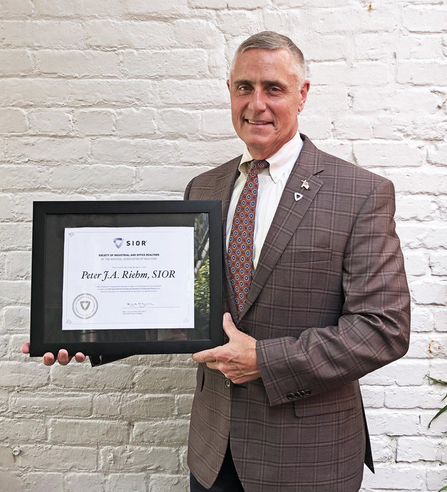NAI Mobile Principal Achieves SIOR Designation