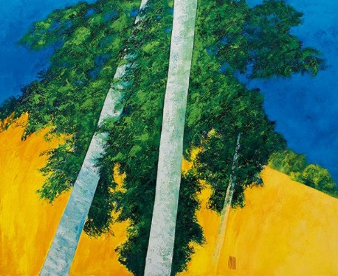 Peinture de Zacchi