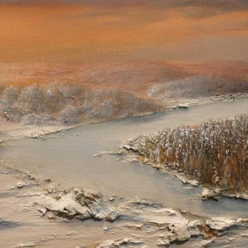 Peinture de Mangold