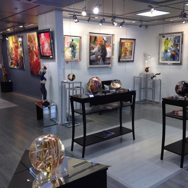 Bienvenue à la Galerie Raugraff