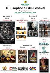 Lusophone Film Fest Goa - X Edition