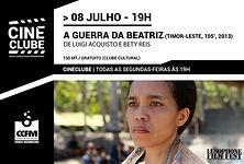 Lusophone Film Fest Maputo - 1st Edition