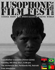 Lusophone Film Fest Nairobi - 21st Edition