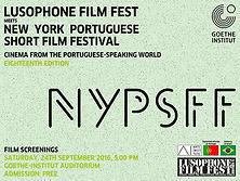 Lusophone Film Fest Nairobi meets NYPSFF - 18th Edition