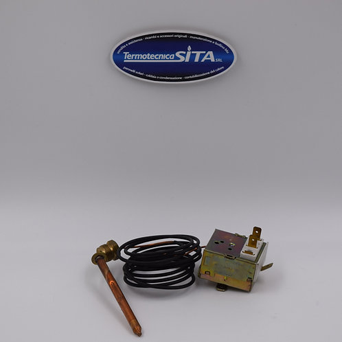RKG36 - termostato sicurezza fumi