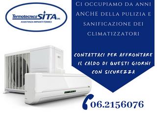 Assistenza CLIMATIZZAZIONE