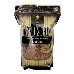 Good Stuff Tobacco 1 LB. Bag (Gold)