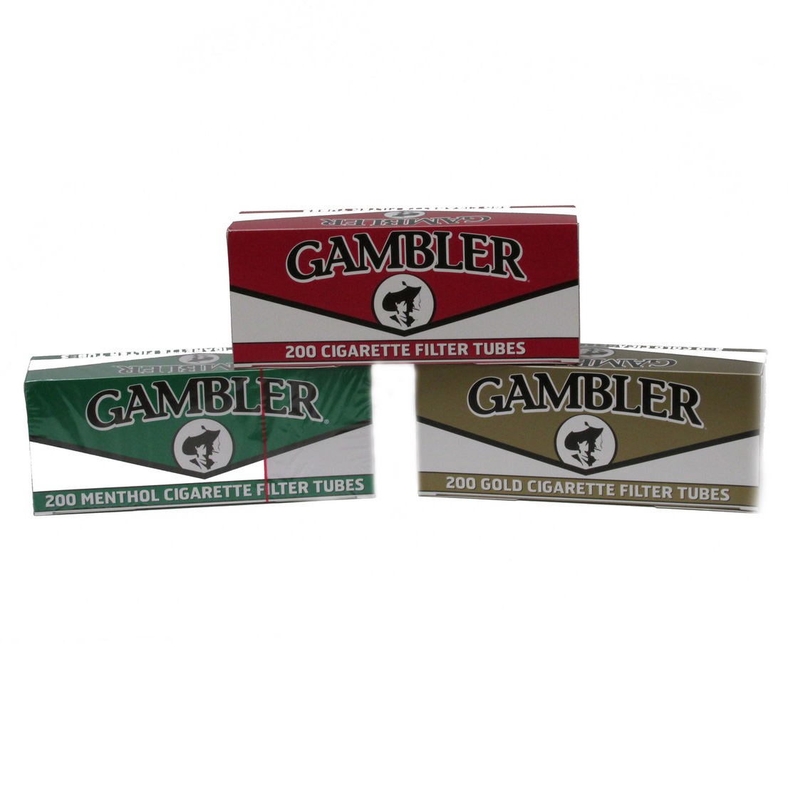 Gambler Cigarette Filter Tubes
