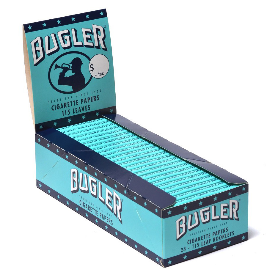 Bugler Single Wide Rolling Papers