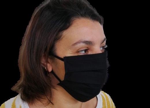 5 Masques Adultes élastiques