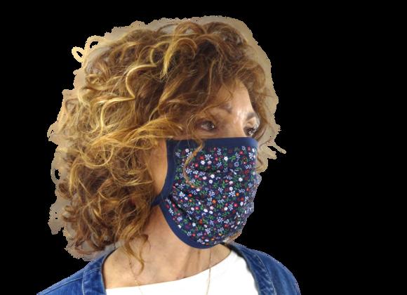 5 Masques Grand Public Fanny