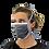Thumbnail: 5 Masques Grand Public attaches lavandes