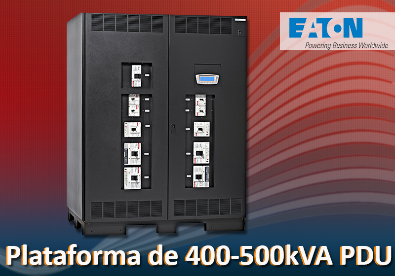 Plataforma de 400-500kVA