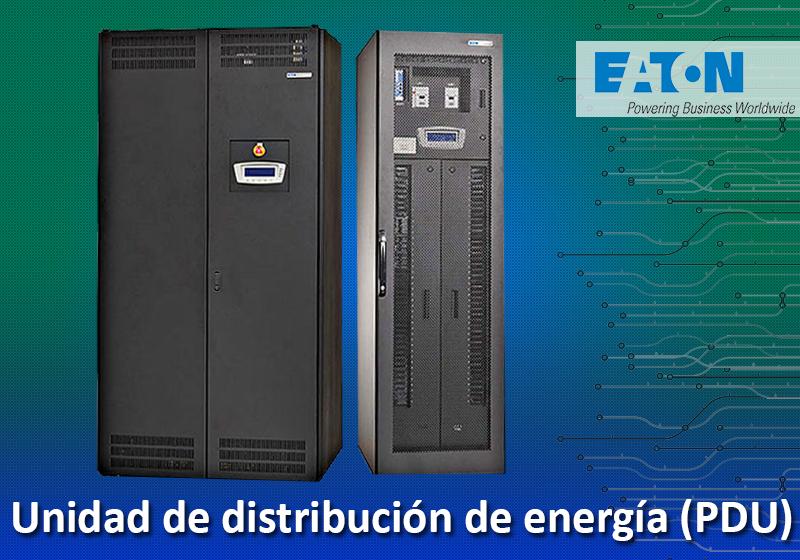 Unidad de distribución de energía