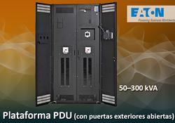 Plataforma  PDU ( con puertas exteriores