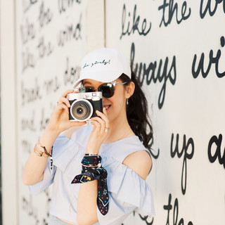 Anna Zhang TPFG Story