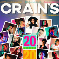 Crain's New York Business 20 Under 20 Cover
