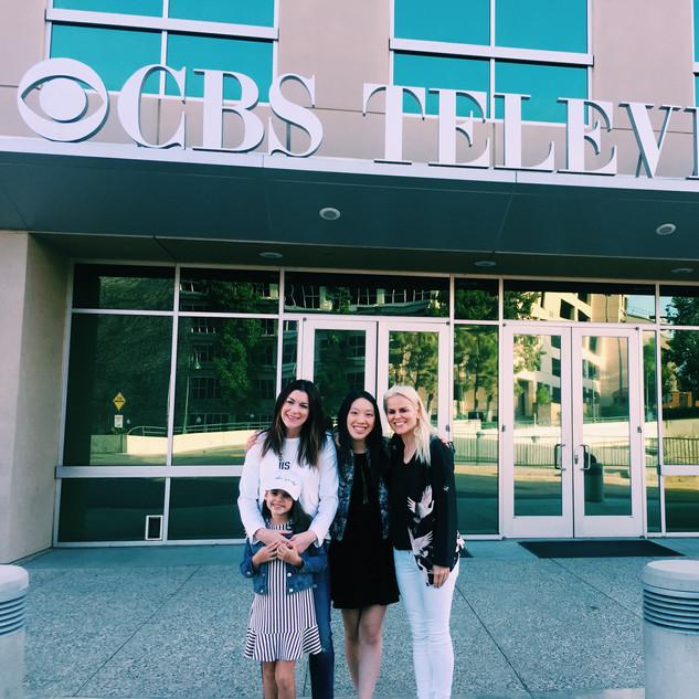 Anna Zhang x TPFG CBS2 TV Segment