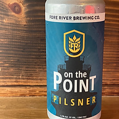 Fore River Brewing On The Point
