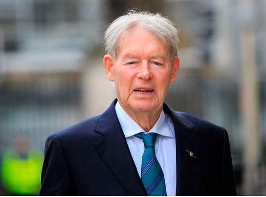 Mícheál Ó Muircheartaigh - Legendary RTE Commentator over 6 decades.