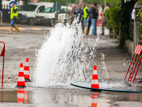 UTILITY SERVICES ASSOCIATES SUPPORTS PUBLIC WORKS TO CARE FOR MUNICIPAL WATER MAINS EFFICIENTLY