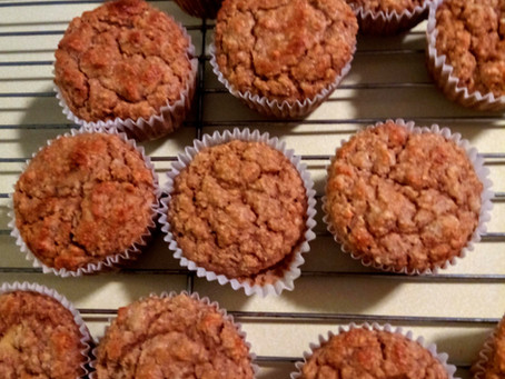 Try it Tuesday - Applesauce muffins