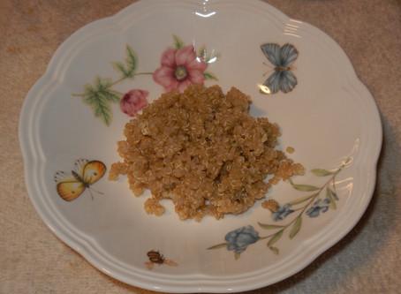 Make it Monday - Quinoa