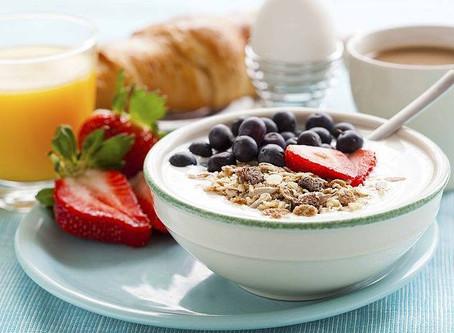 Jump start weight loss - Eat breakfast