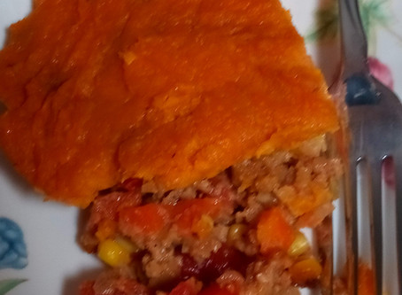 Try it Thursday - Shepherd pie