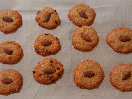 Try it Tuesday - Almond cookies - Gluten free
