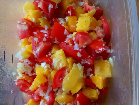 Try it Tuesday - Mangoes
