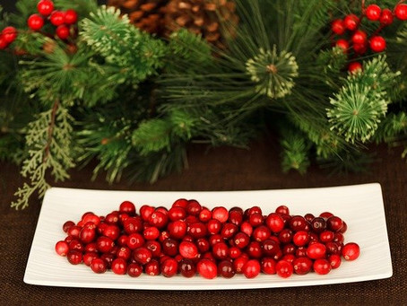 More than cranberries for a side