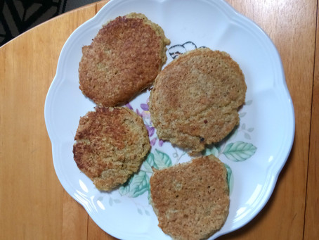 Make it Monday - Quinoa patties