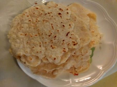Easy tortillas