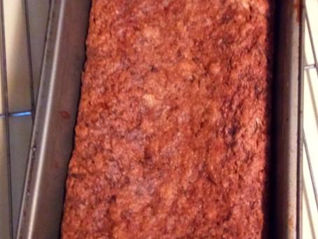 Make it Monday - Zucchini bread - gluten free