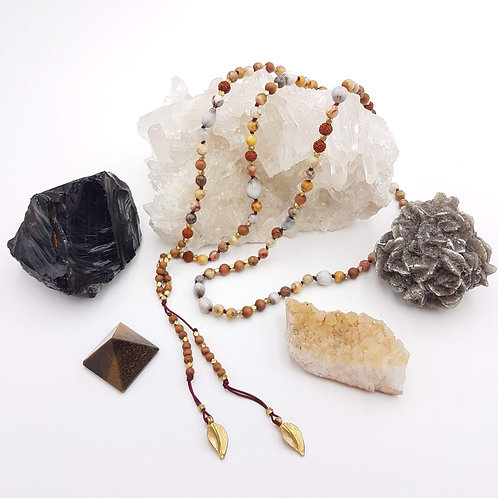 The Freyja Collection - Mala of Joy