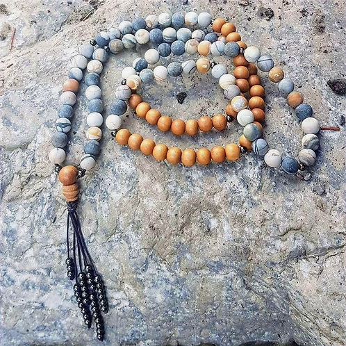 A Blessed Life Mala