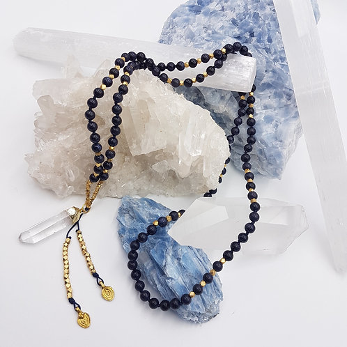 The Oya Collection - The Storm Mala