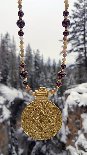 The Freyja Collection - Amulet Necklace
