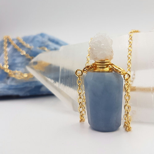 Breath of Fresh Air Vial Necklace