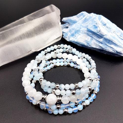 The Cerridwyn Collection -Transformation Bracelet Stack