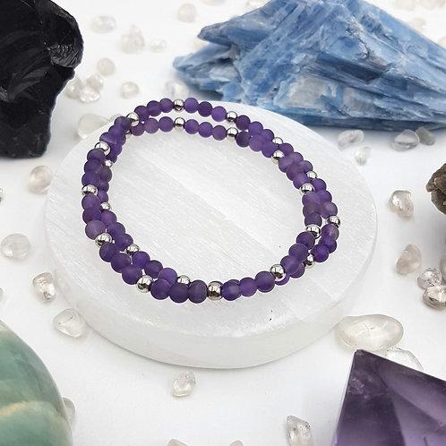 Serenity Double Wrap Bracelet