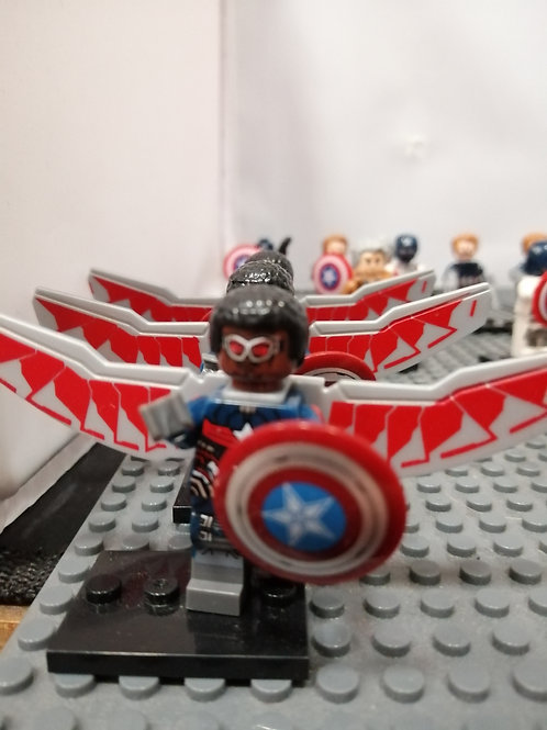 Captain America Collection Mini-figures
