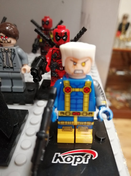 90's X-men Mini-figures