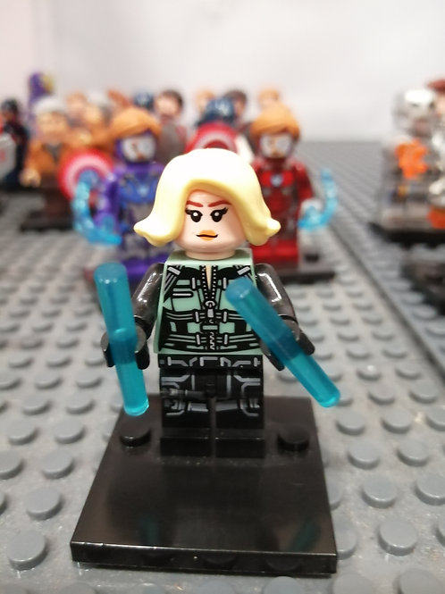Black Widow Collection Mini-figures